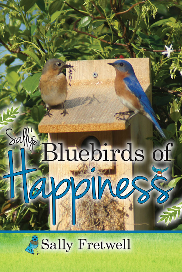 Sally Fretwell's Bluebirds
