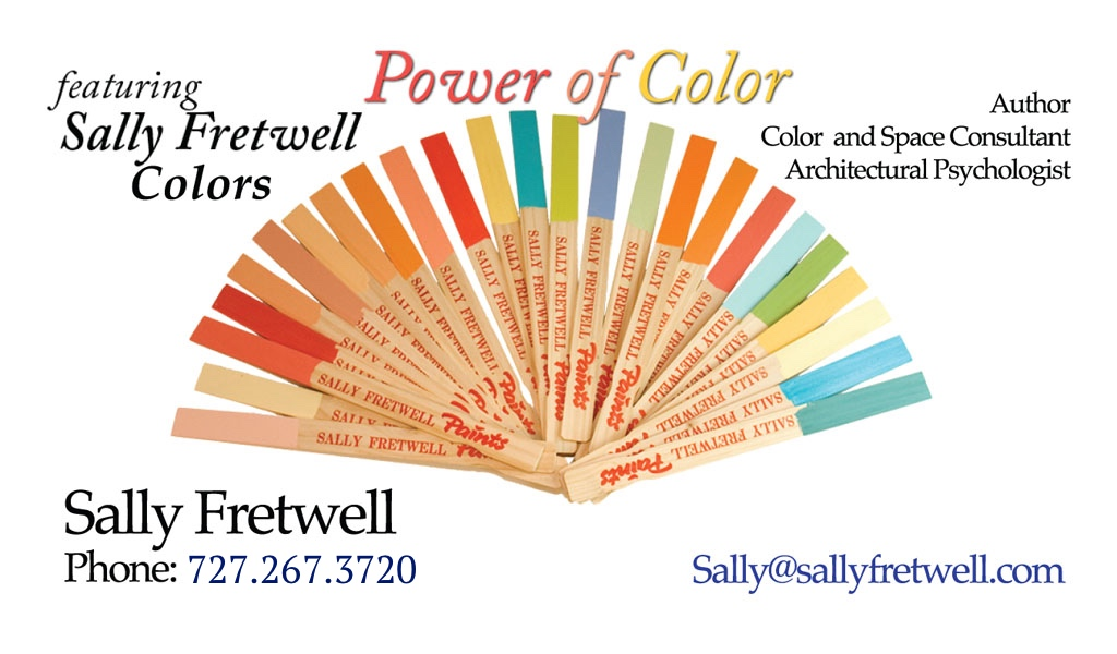 Sally Fretwell Power of Color